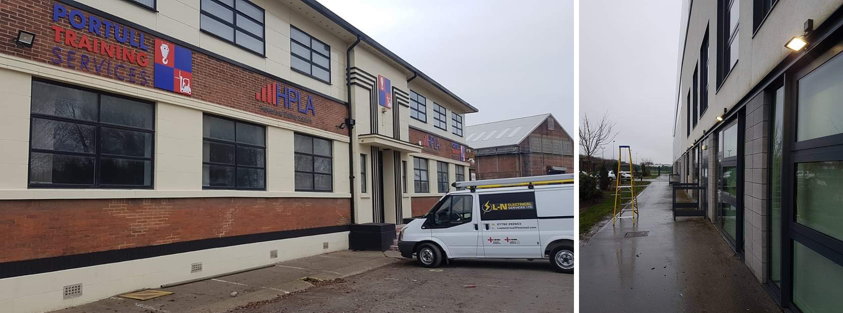 Commercial Electrical Services in Hull